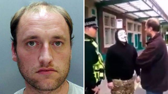 'Anonymous' group pose as 14-year-old girl to catch paedophile
